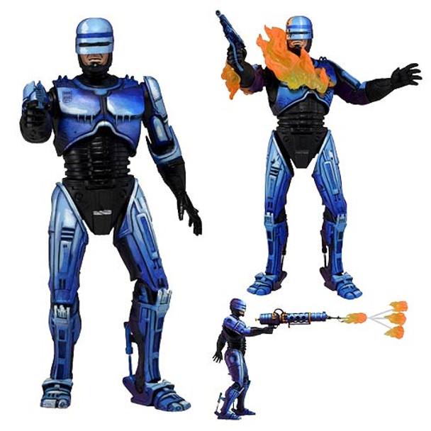 Robocop vs. The Terminator Video Game 7-Inch Series 2 Figure Set