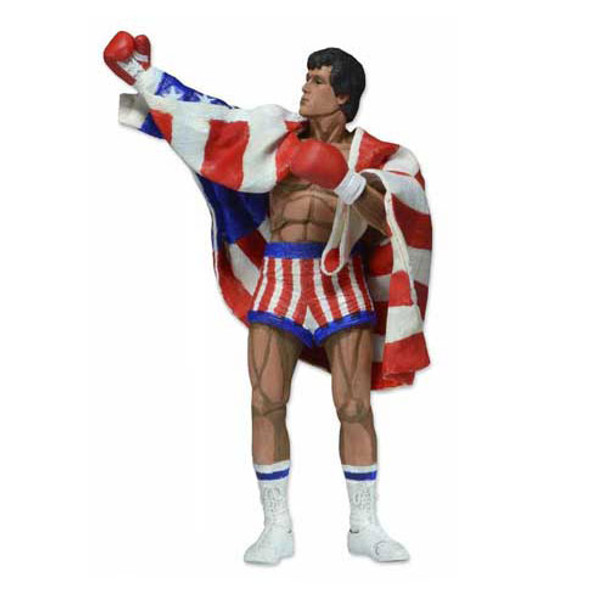 Rocky Classic Video Game Appearance 7-Inch Scale Action Figure