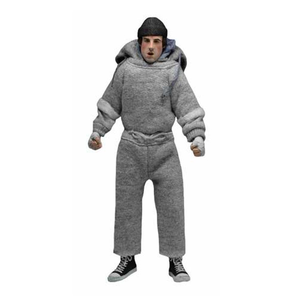 Rocky 8-Inch Clothed Retro Action Figure