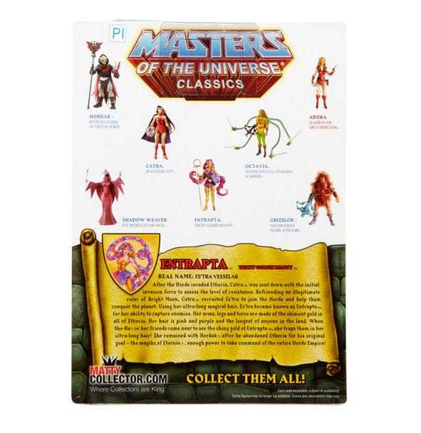 Masters Of The Universe Classics Entrapta Figure