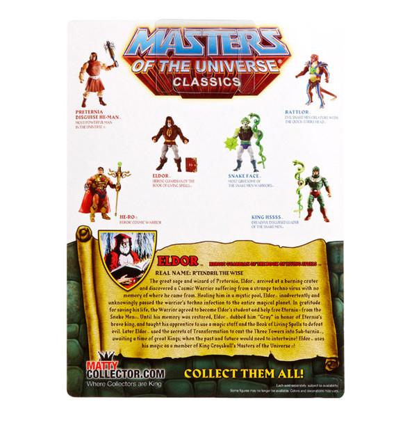 Masters Of The Universe Classics Eldor Figure