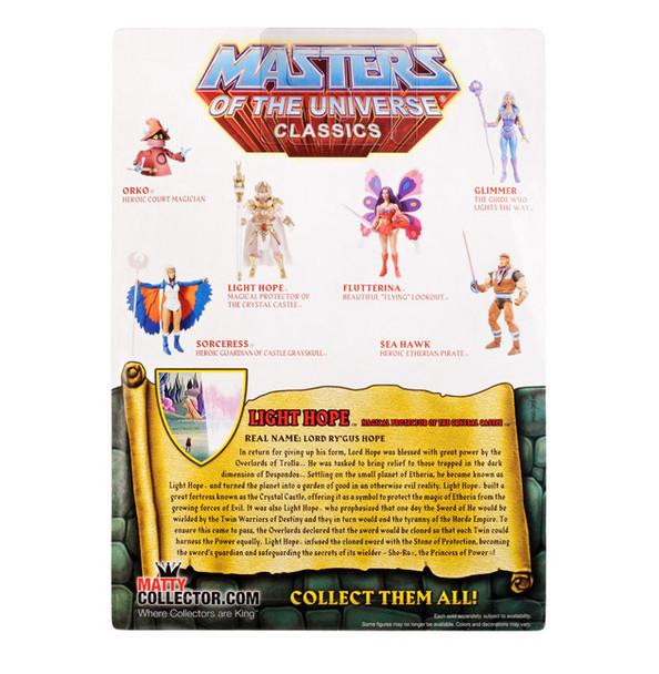 Masters Of The Universe Classics Light Hope Figure