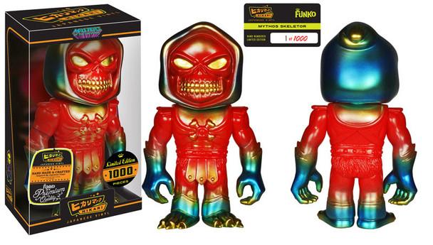 Masters of the Universe Mythos Skeletor Hikari Sofubi Vinyl Figure
