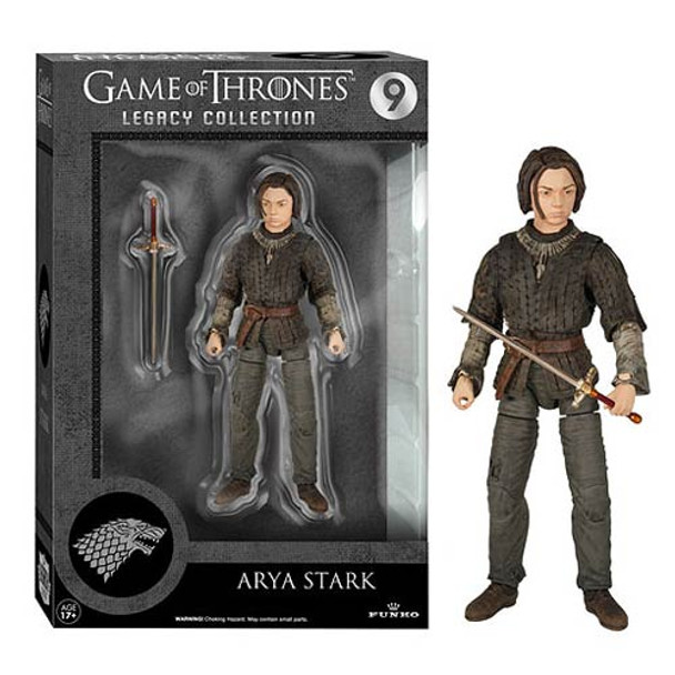 Game of Thrones Arya Stark Legacy Series 2 Action Figure