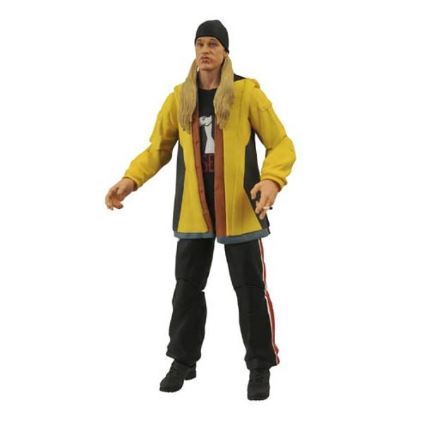 Jay and Silent Bob Strike Back Jay Diamond Select Action Figure