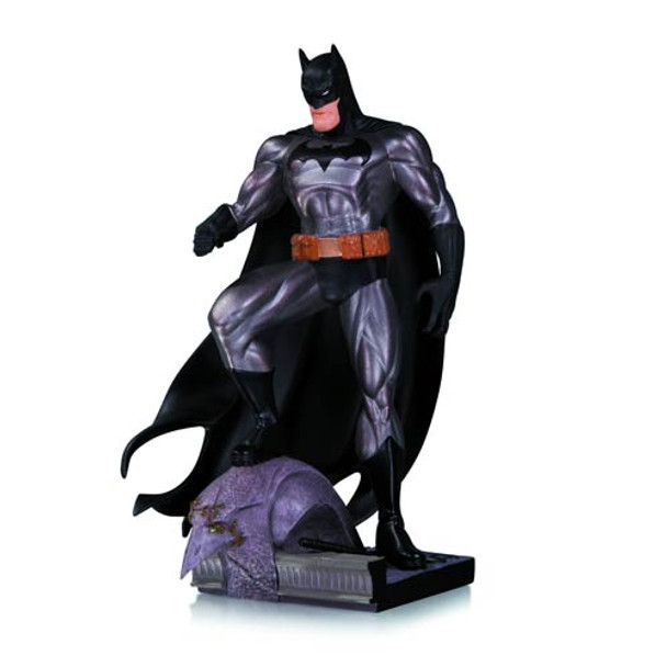 Batman by Jim Lee Metallic Version Statue