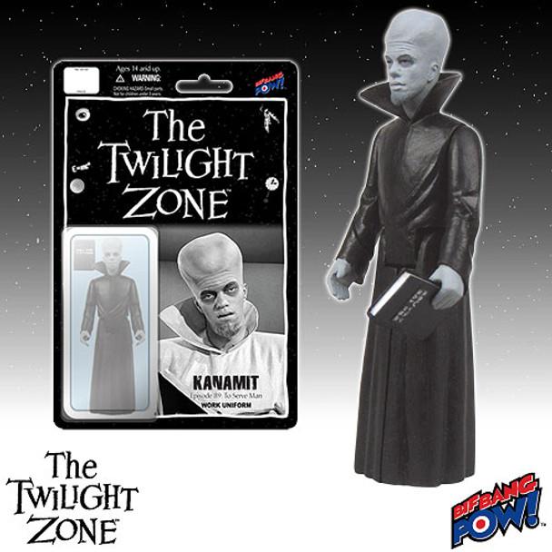 The Twilight Zone Kanamit In Work Uniform 3 3/4-Inch Action Figure