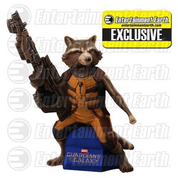 Guardians of the Galaxy Rocket Raccoon Figural Bank