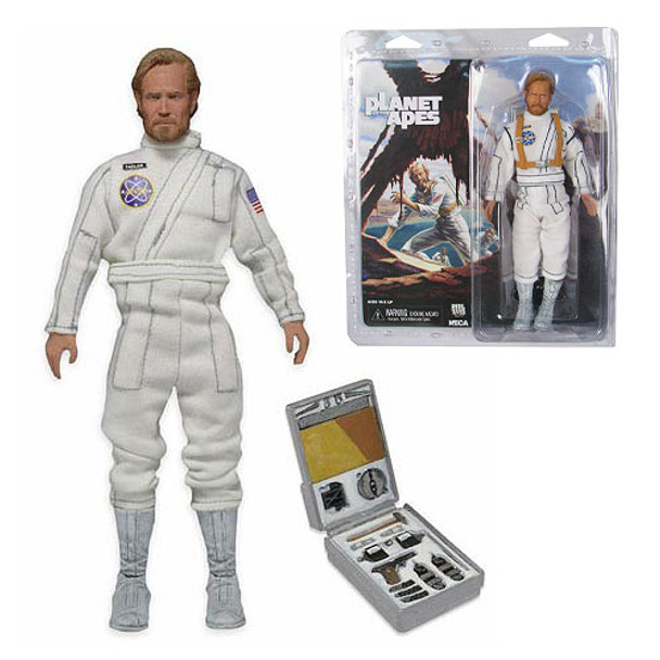 Planet of the Apes Classic George Taylor Clothed 8-Inch Action Figure