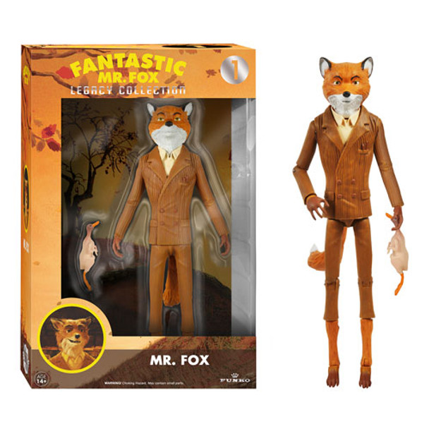 Fantastic Mr. Fox Mr. Fox Legacy Action Figure