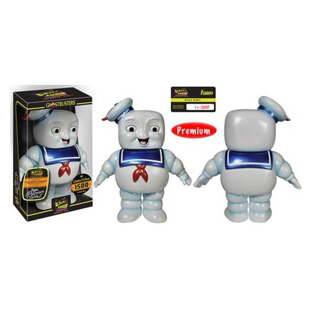 Ghostbusters Stay Puft Marshmallow Man Premium Hikari Sofubi Vinyl Figure