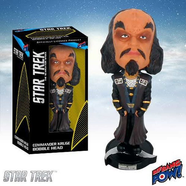 Star Trek III: The Search for Spock Commander Kruge Bobble Head