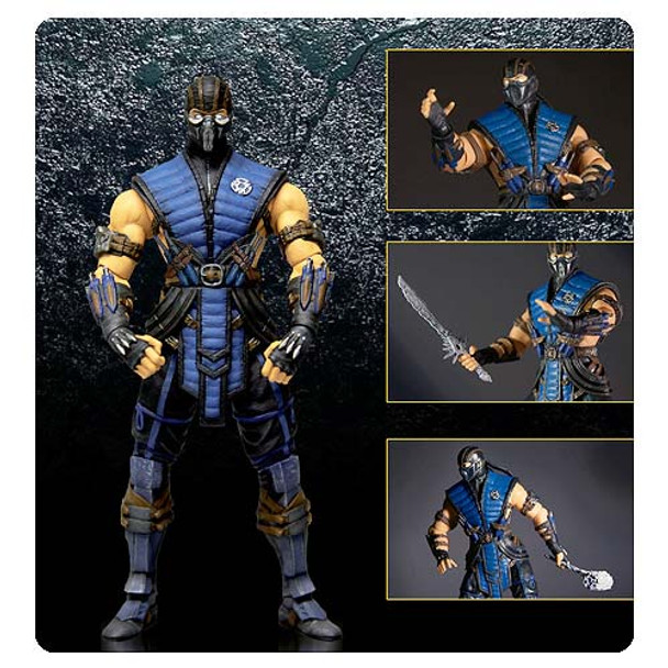 Mortal Kombat Sub-Zero 6-Inch Action Figure