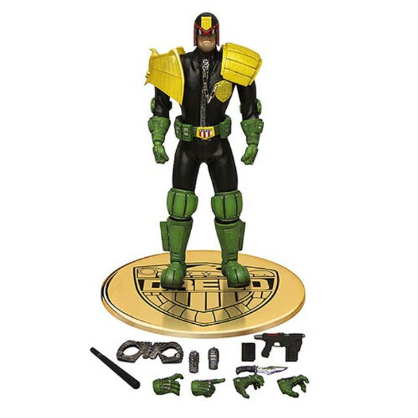 Judge Dredd 1:12 Scale Action Figure