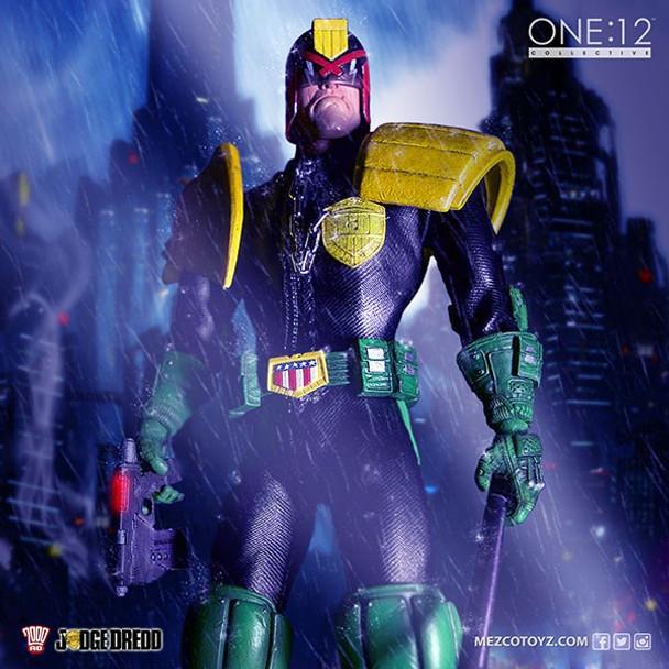 Judge Dredd 1:12 Scale Action Figure