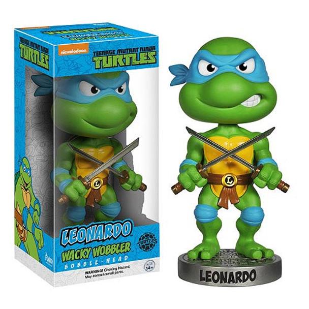 Teenage Mutant Ninja Turtles Leonardo Bobble Head