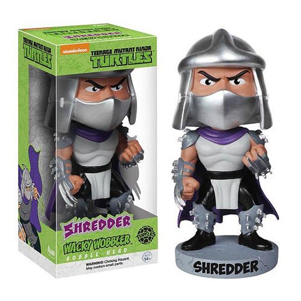 Teenage Mutant Ninja Turtles Shredder Bobble Head