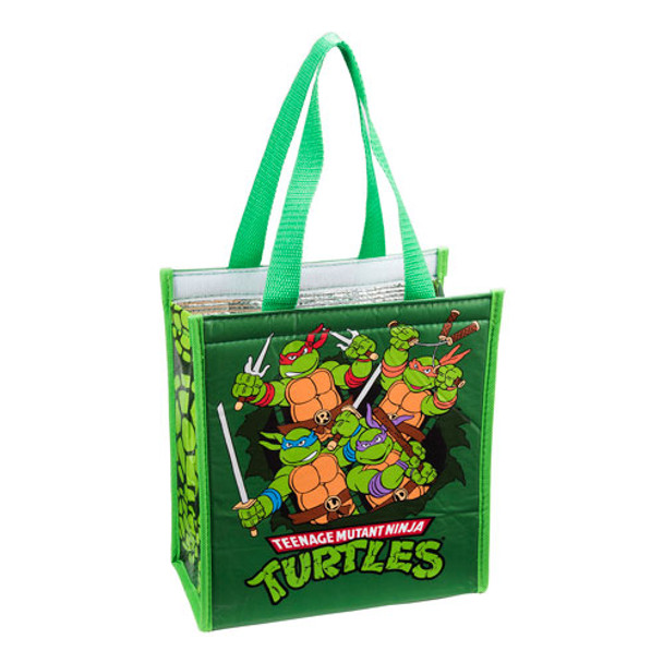 Teenage Mutant Ninja Turtles Insulated Shopper Tote