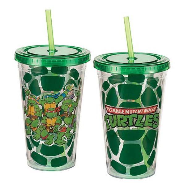 Teenage Mutant Ninja Turtles 18 oz. Acrylic Travel Cup