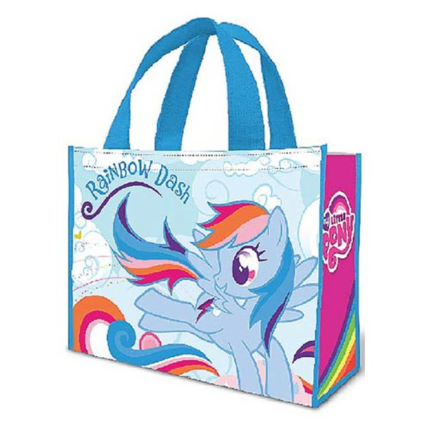My Little Pony Rainbow Dash Large Recycled Shopper Tote