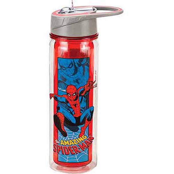 Spider-Man Marvel 18 oz. Tritan Water Bottle