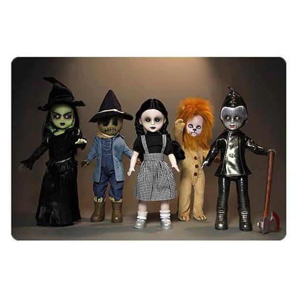 Living Dead Dolls in Oz Doll Set