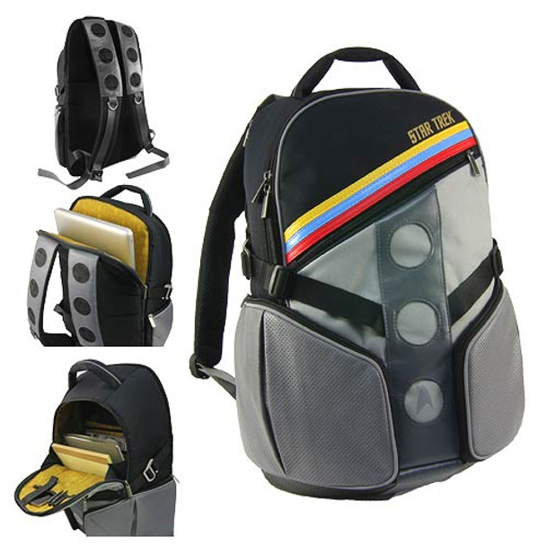 Star Trek Original Series Retro Tech Backpack