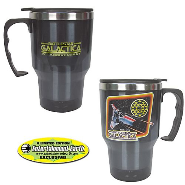 EE Exclusive Battlestar Galactica 35th Anniversary 14oz. Mug