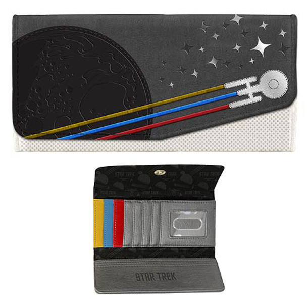 Star Trek Original Series Ladies Wallet