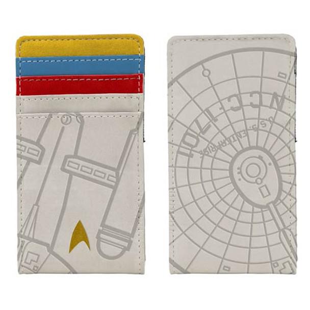 Star Trek Original Series Retro Tech Card Holder