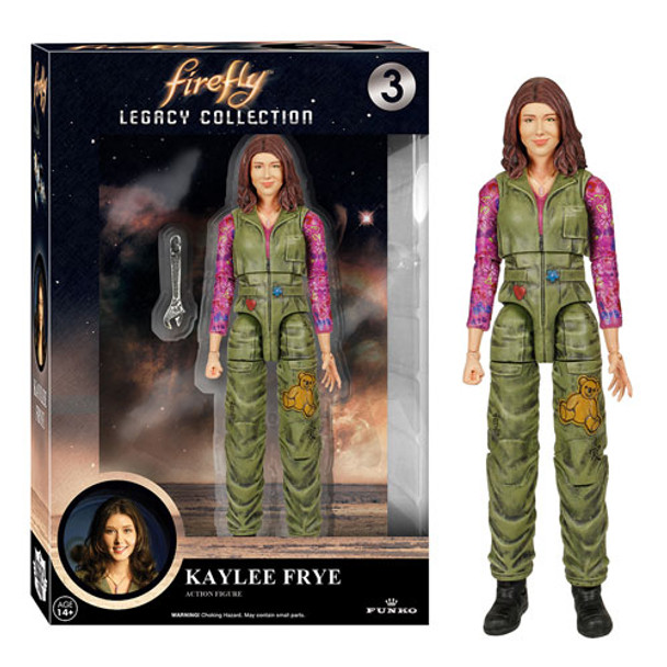 Firefly Kaylee Frye Legacy Collection Action Figure