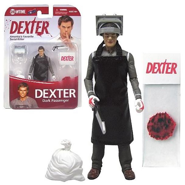 Dexter Dark Passenger 3 3/4-Inch Action Figure