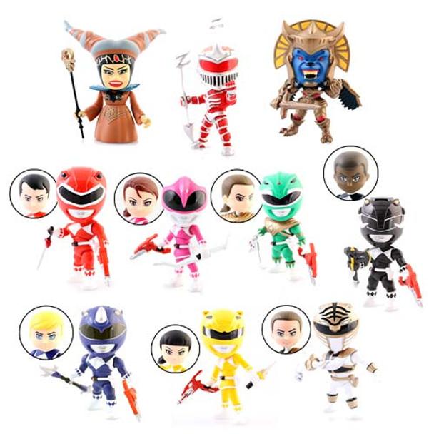 Mighty Morphin Power Rangers 3-Inch Random Figure Series 1 Mini-Figure