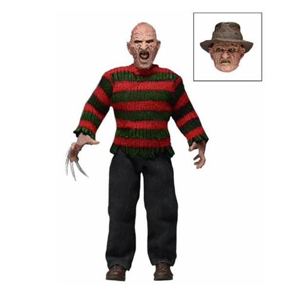 Nightmare on Elm Street Part 2 Freddy's Revenge Freddy Kruger Clothed Figure