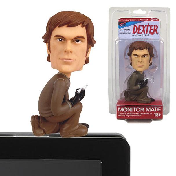 Dexter Morgan Monitor Mate Bobble Head