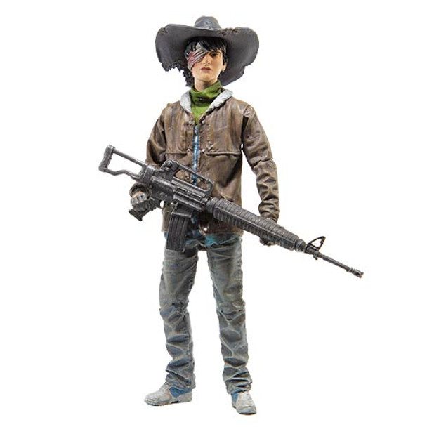 The Walking Dead Comic Series 4 Carl Grimes Action Figure