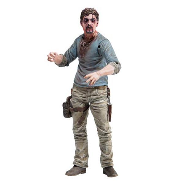 The Walking Dead TV Series 7.5 Flu Walker Action Figure