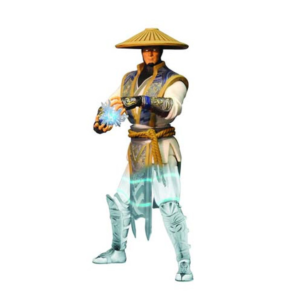 Mortal Kombat X Raiden Displacer Version PX Action Figure
