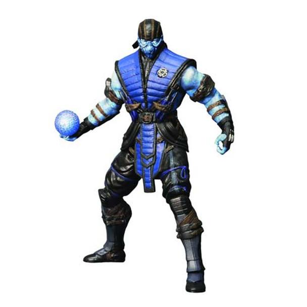 Mortal Kombat X Sub-Zero Ice Version Action Figure - Previews Exclusive