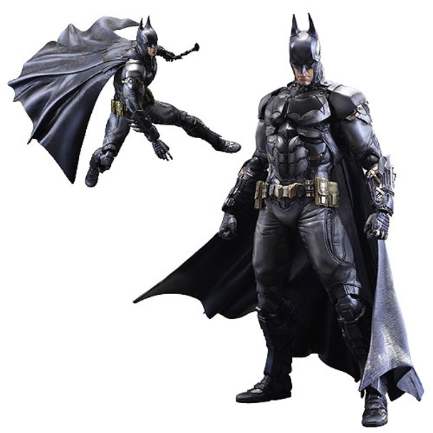 Batman Arkham Knight Play Arts Kai Action Figure