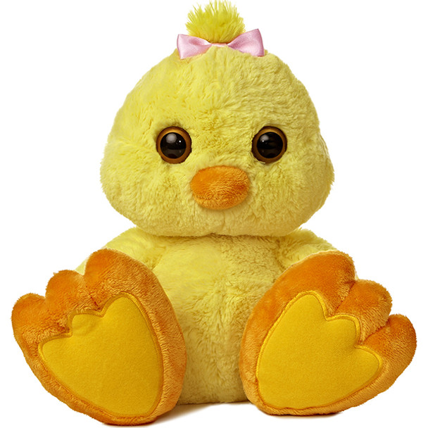 Flapper Chick 13-Inch Plush Doll