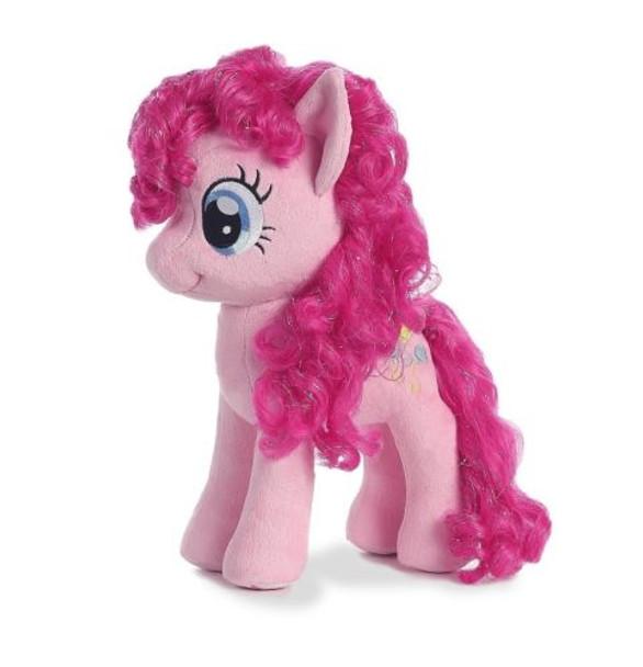 My Little Pony Pinkie Pie w/ Shimmery Hair 13-Inch Plush