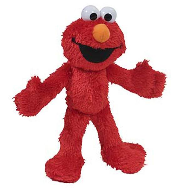 Sesame Street Elmo Micro Plush