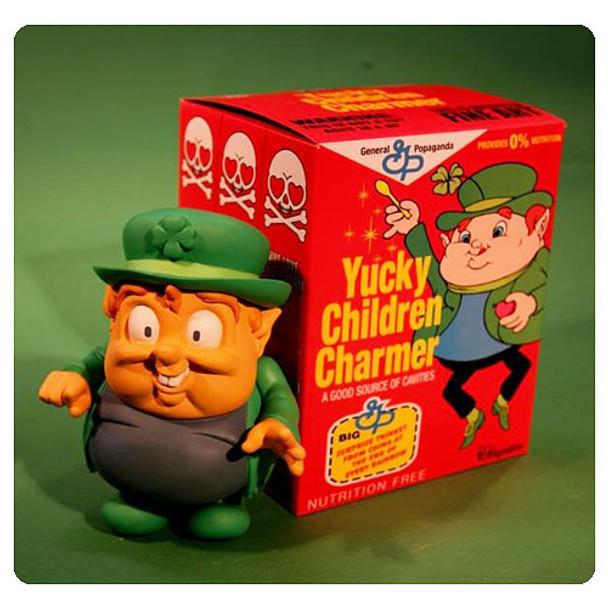 Yucky Children Charmer Cereal Killer Series Last Fat Breakfast Vinyl Figure