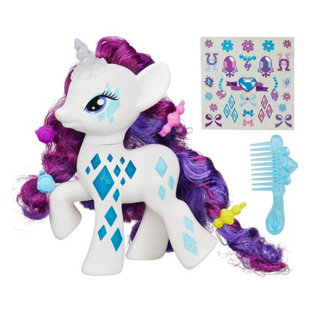 My Little Pony Cutie Mark Magic Ultimate Pony Rarity