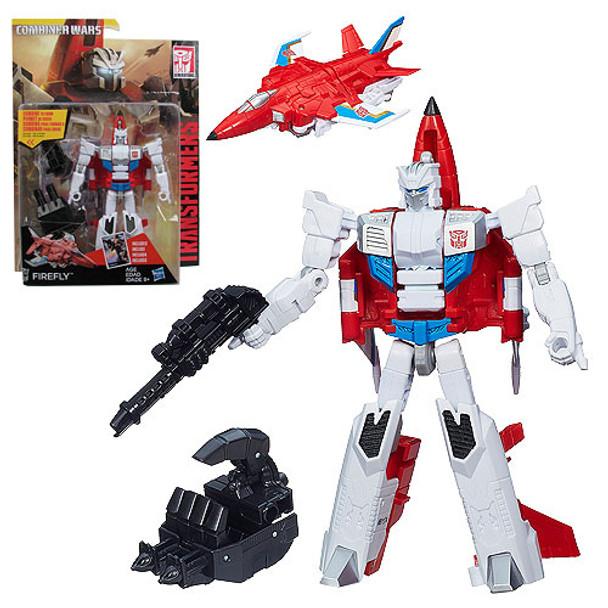 Transformers Generations Combiner Wars Deluxe Firefly
