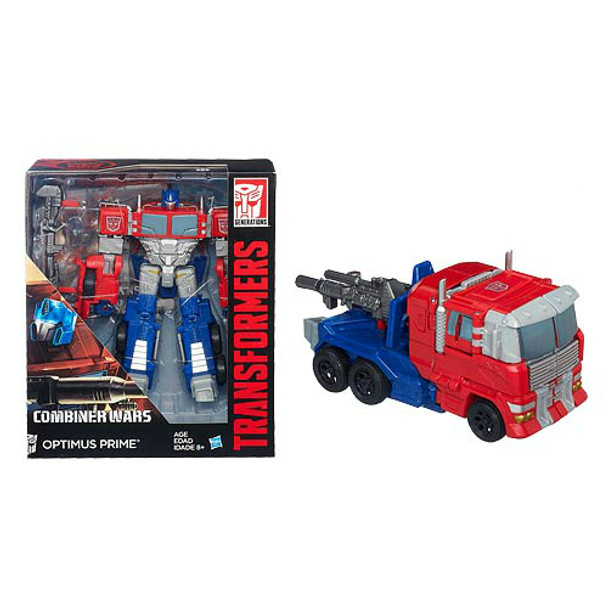 Transformers Generations Combiner Wars Voyager Optimus Prime Figure