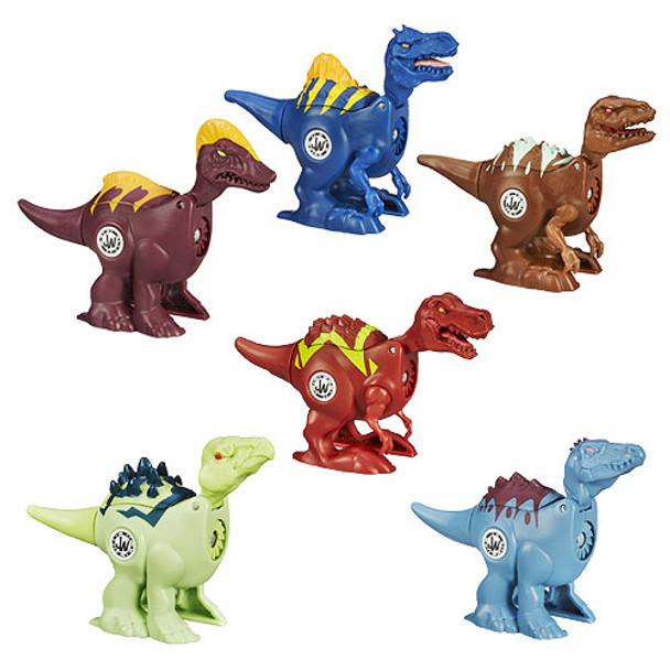 Jurassic World Brawlasaurus Single Dinosaurs Wave 1