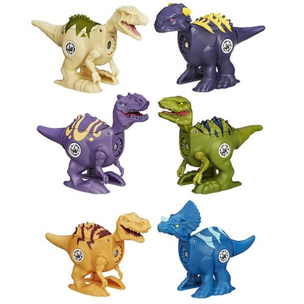Jurassic World Brawlasaurus Versus Pack Dinosaurs Wave 1