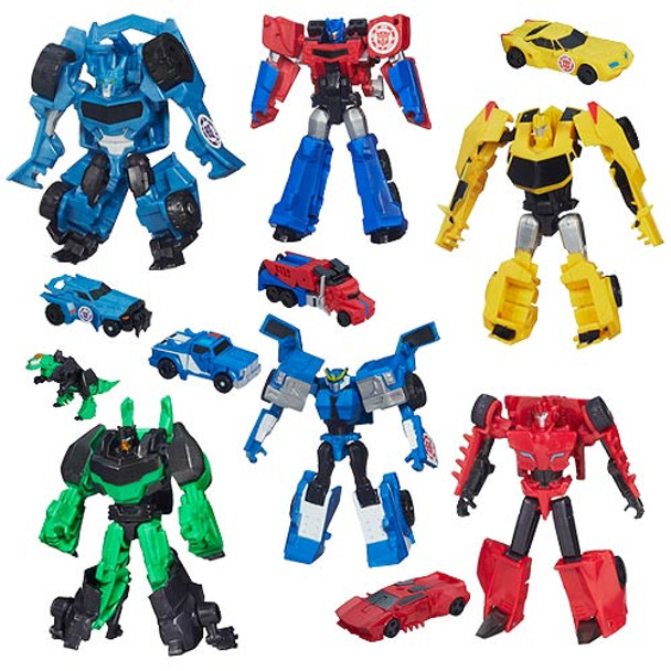 Transformers Robots in Disguise Legion Wave 2